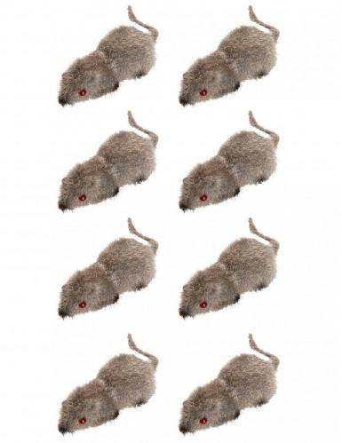 8 topolini per Halloween