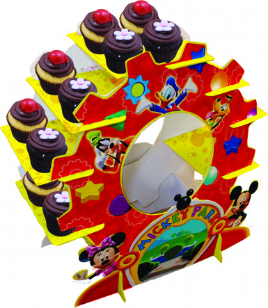 Espositore per cupcakes originale Topolino™