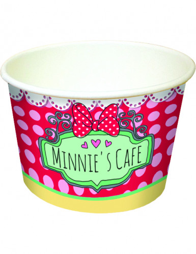 8 coppette di cartone di Minnie café™
