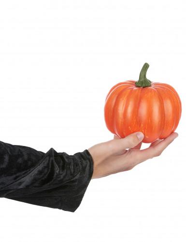 Zucca per decorare la festa di Halloween-1