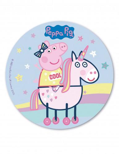 Ostia rotonda 20 cm Peppa Pig™