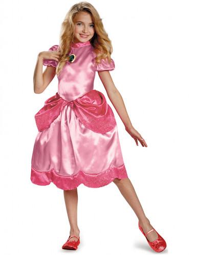 Costume della Principessa Peach™ per bimba