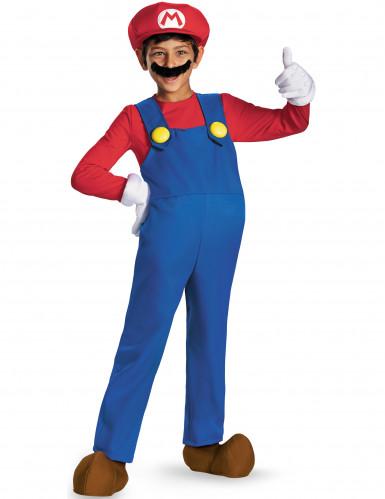 Costume da Mario™ Prestige per bimbo