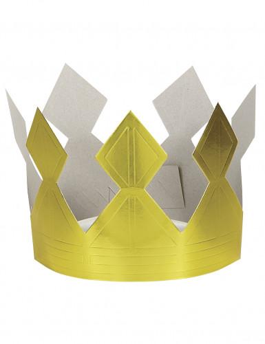 Corona da Re di cartone per bambini