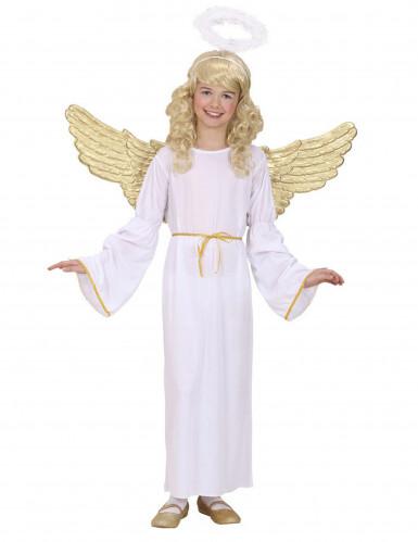 Costume da angelo dorato per bambino