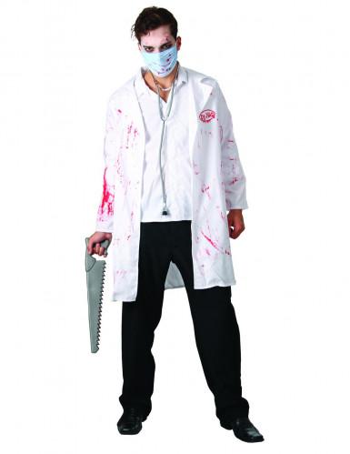 Costume insanguinato da chirurgo Halloween