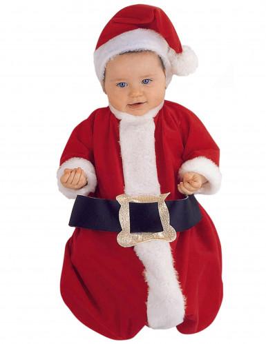 Costume da Babbo Natale per neonato