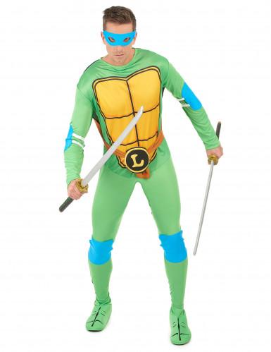 Costume per adulto di Leonardo delle Tartarughe Ninja™