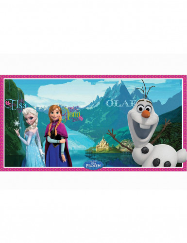Decorazione murale in plastica Frozen