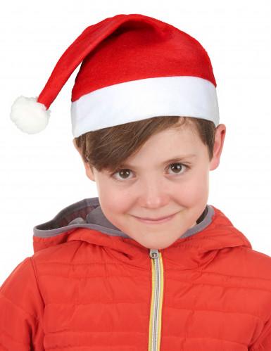 Cappello Babbo Natale per bambino