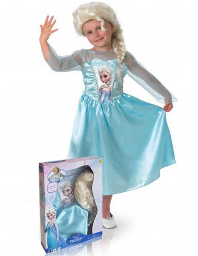 Costume Elsa originale Frozen delude