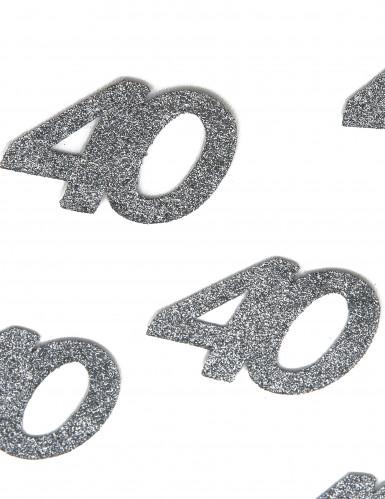 Coriandoli augurali per i 40 anni-1
