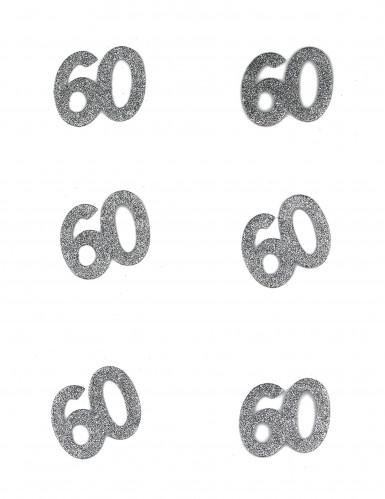 Coriandoli per festa 60 anni