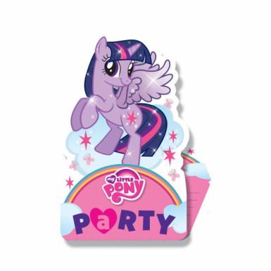 Confezione di biglietti d'invito di My Little Pony™