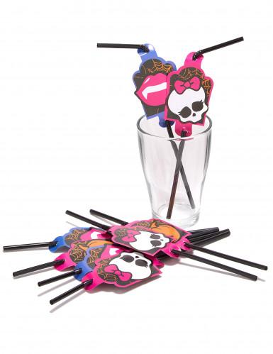 8 cannucce originali Monster High™-1
