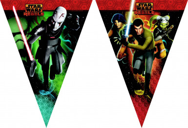 Ghirlanda Star Wars Rebels