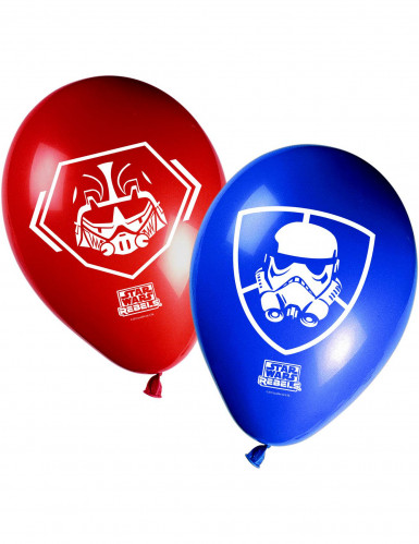 8 palloncini da gonfiare di Star Wars rebels™
