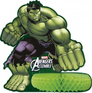 Centrotavola di carta con gli Avengers™
