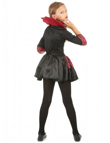 Costume per bambina da vampiro-2