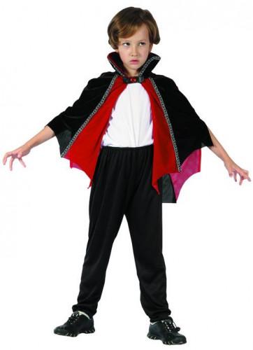 Mantello da vampiro per bambino