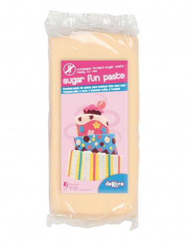 Pasta di zucchero senza glutine color pelle 250 g