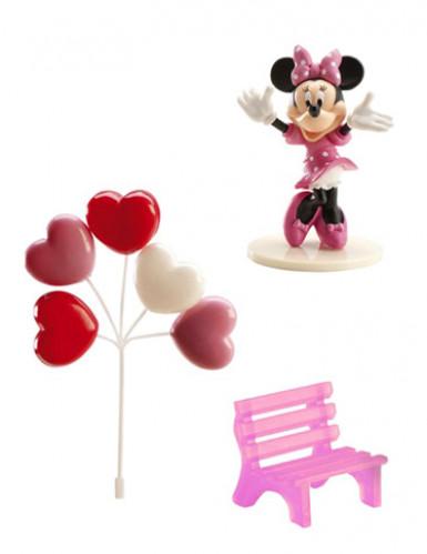 Decorazioni per torte Minnie™ in plastica