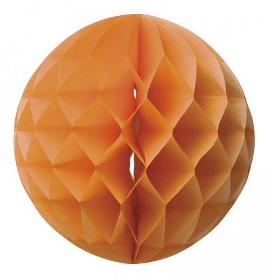 Palla di carta a nido d'ape