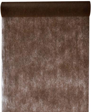 Drappeggio da soffitto color cioccolato da 70 cm x 15 cm
