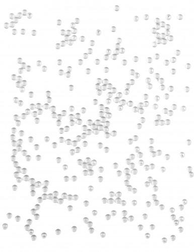 Barattolo di perle di pioggia traslucide-2