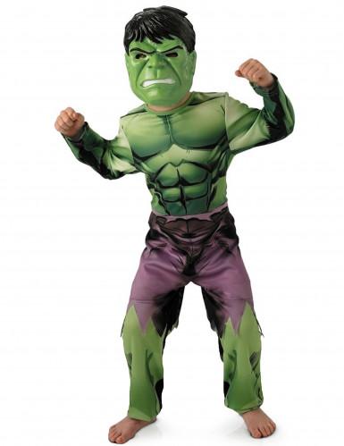 Costume Hulk Avengers™ classico da bambino