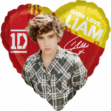 Palloncino alluminio Liam One Direction™