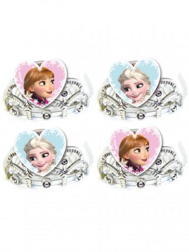 Confezione 4 diademi Frozen-Il regno di Ghiaccio™