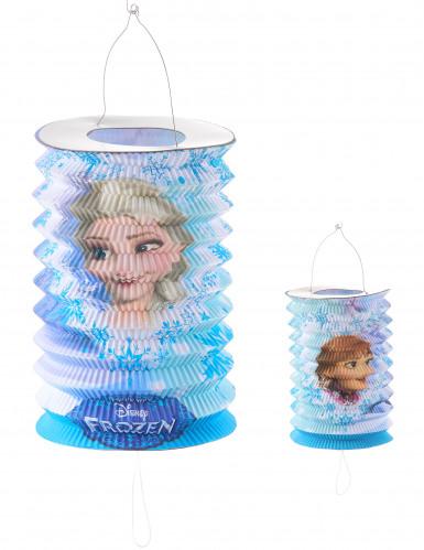 Lanterna di carta con stampa Frozen-Il Regno di Ghiaccio™