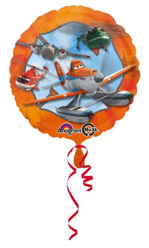 Pallone in alluminio Planes™ 71cm