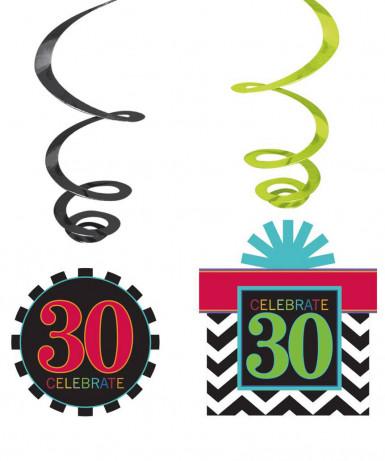 Sospensioni 30 anni Celebrate your birthday