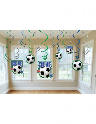 Palloni da calcio da appendere