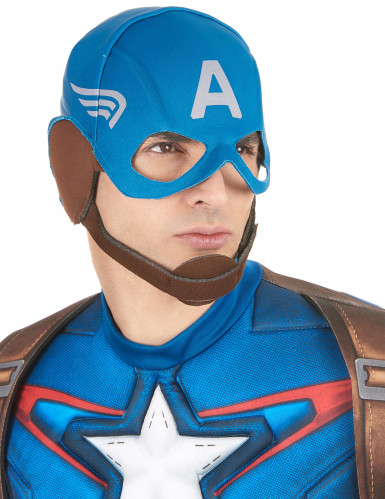 Maschera Captain America™ adulto