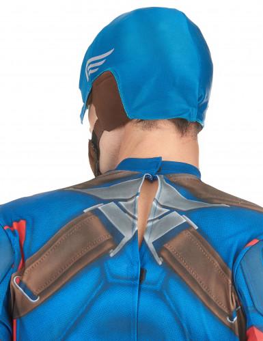 Maschera Captain America™ adulto-1