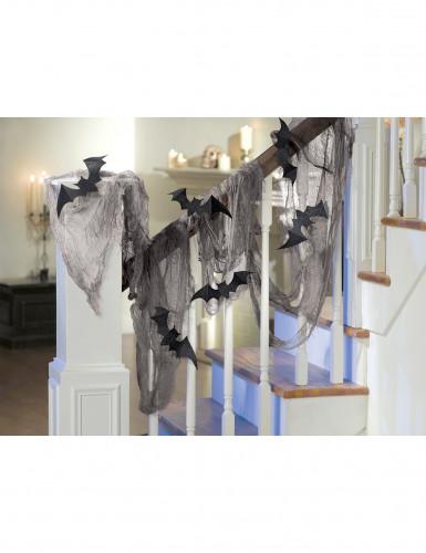 Lenzuolo con pipistrelli ideale per Halloween