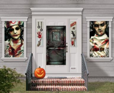 Set decorazione murale stile Halloween