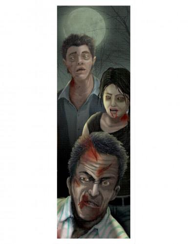 Quadro con Zombie per Halloween