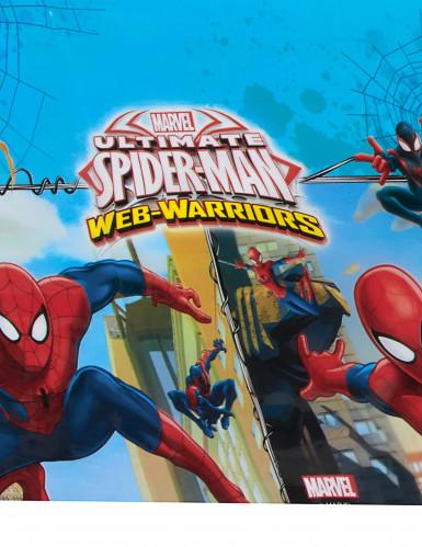 Tovaglia Spiderman plastificata-1