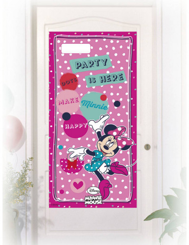 Decorazione per porta Minnie