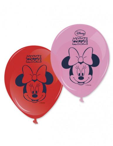 8 palloncini gonfiabili originali Minnie™