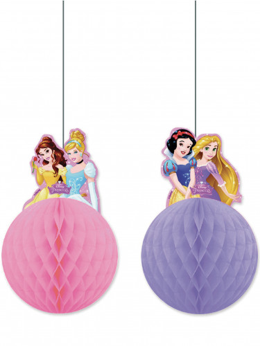 2 Decorazioni da appendere Principesse Disney ™