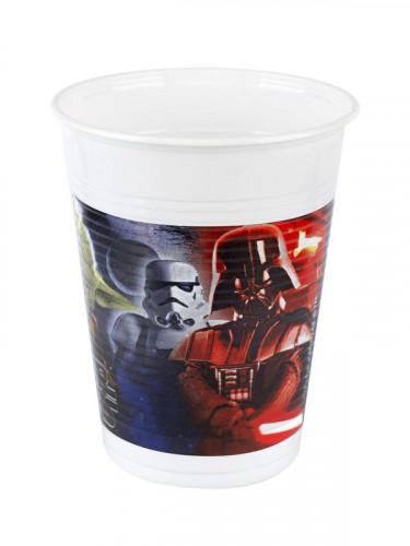 Confezione da 8 Bicchieri Star Wars™ in plastica-1