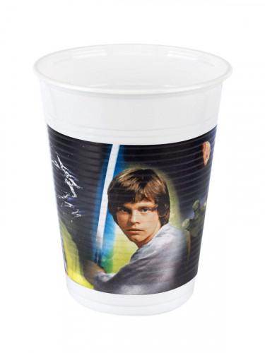 Confezione da 8 Bicchieri Star Wars™ in plastica-2
