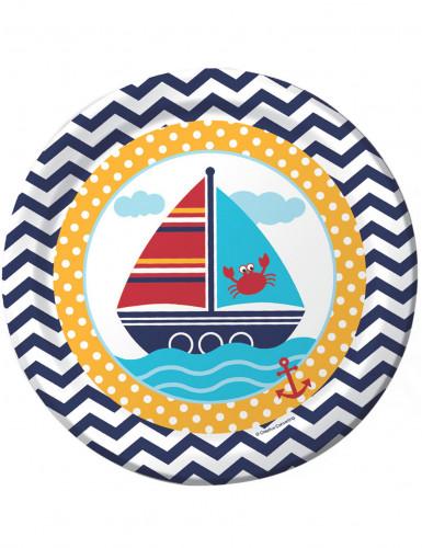 8 piatti alla marinara