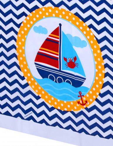Tovaglia tema marinaio per bimbo-1