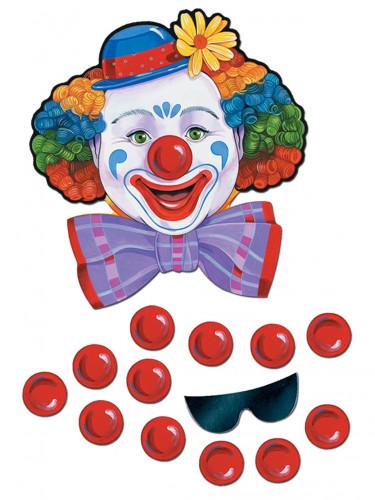 Gioco per festa Clown